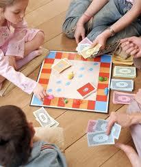 kids play money
